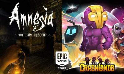 crashlands amnesia epic games ucretsiz