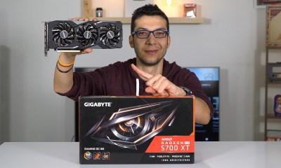 Yüksek FPS arayanlara: Gigabyte Radeon RX 5700 XT Gaming OC 8G