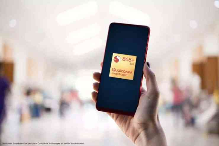 Snapdragon 865+ 5G ii