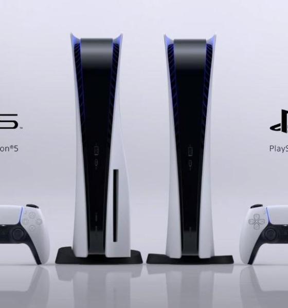 playstation 5 üretim