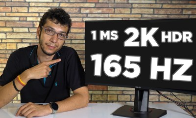 2K, 165 HZ VE 1 MS KAVİSLİ MONİTÖR! TUF Gaming VG27WQ