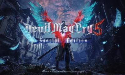 Devil May Cry 5 Special Edition, 120 FPS oynanabilecek!