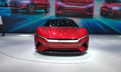 huawei akıllı araba