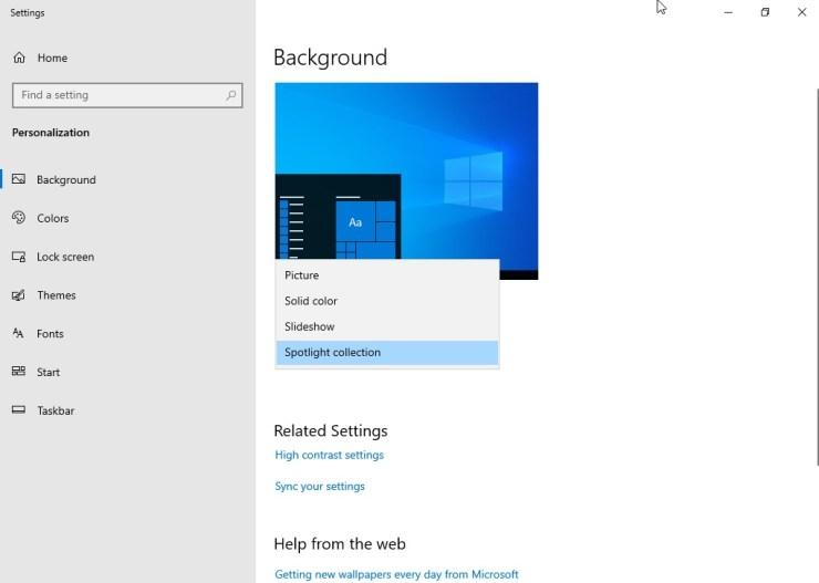 Windows 10 Ekim 2020