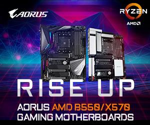 Aorus reklamı