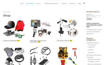 HWS – Kayak Accessories Online