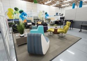 Harris WorkSystems Showroom in Tigard, Oregon Image