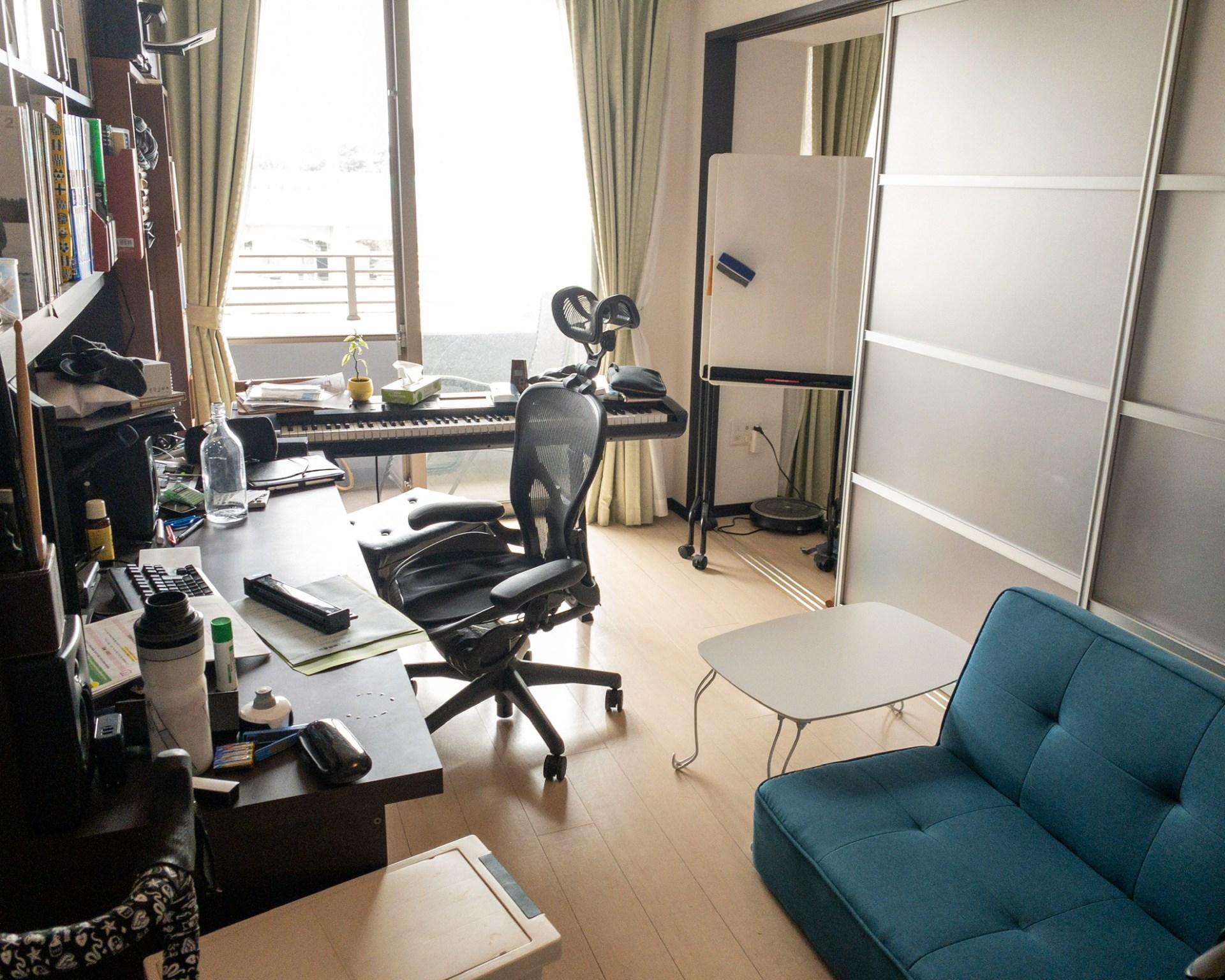 自宅兼事務所