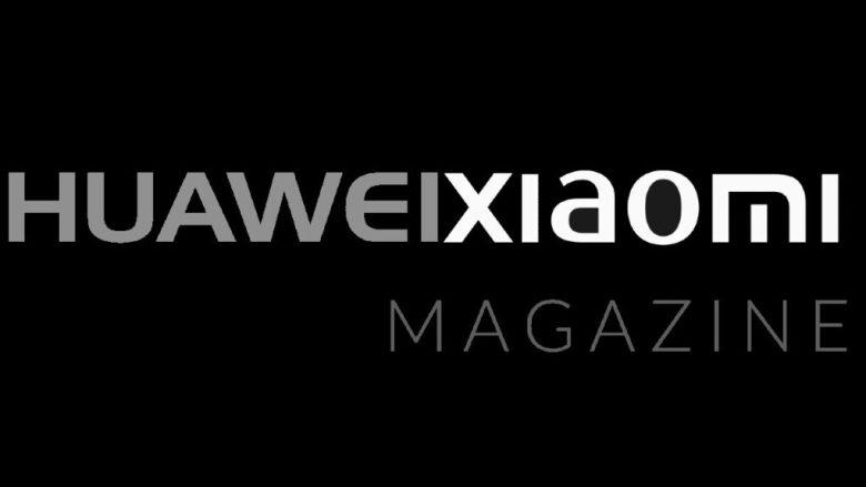 Huawei Xiaomi Magazine