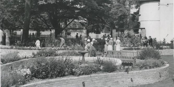 Garden for the Blind 1961