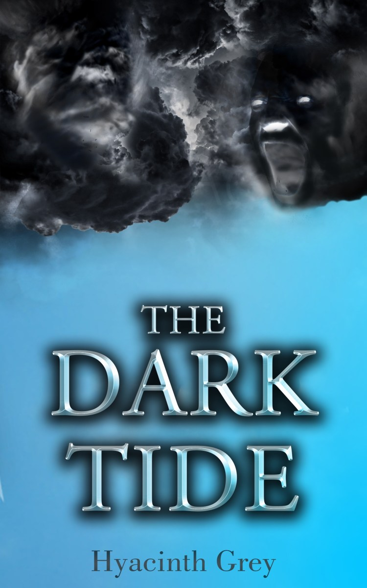 cover image of The Dark Tide by Hyacinth Grey