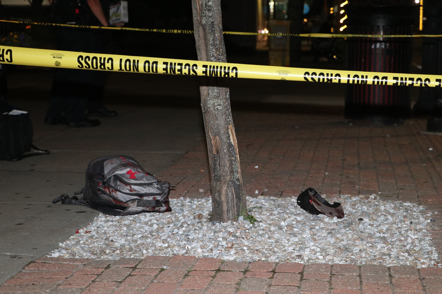 DEVELOPING: Bloody male collapsed in front of Hyannis cafe