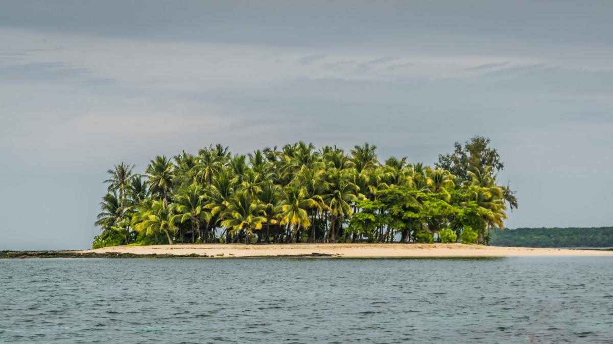 Guyan - ostrov ako z rozprávky