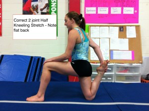 hip flexor and adductor sporting events