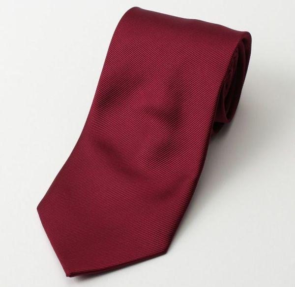 無地 ネクタイ necktie ソリッド