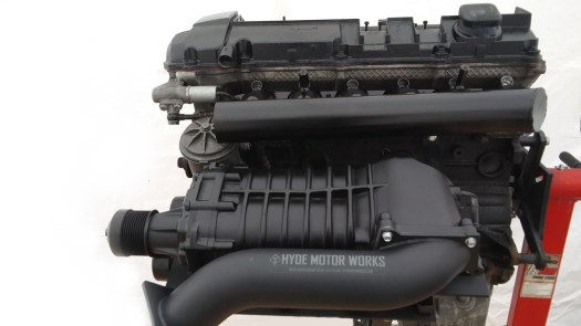Display Engine With M122H KC