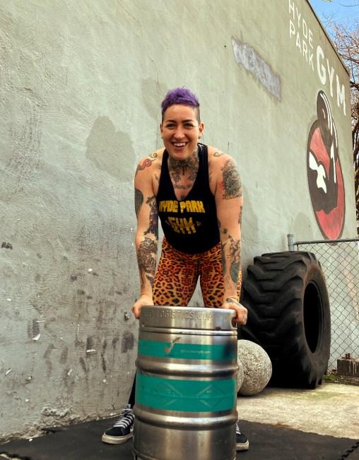 hyde park gym strongman personal training jacked tattoo strength gains austin texas