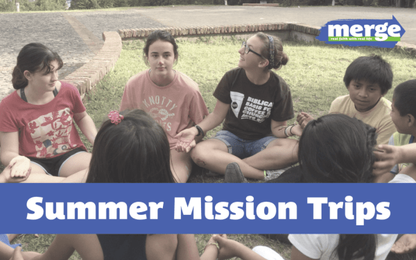 Youth Ministries Summer Mission Trips | Hyde Park United ...