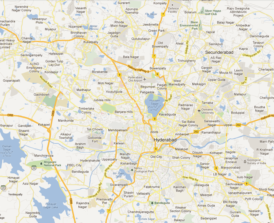 "Maps Of Hyderabad Hyderabad Map > Map of Hyderabad > City Maps | Hyderabad India Online"" title=""Maps Of Hyderabad Hyderabad Map > Map of Hyderabad > City Maps 