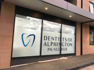 Dentists of Alphington, Alphington