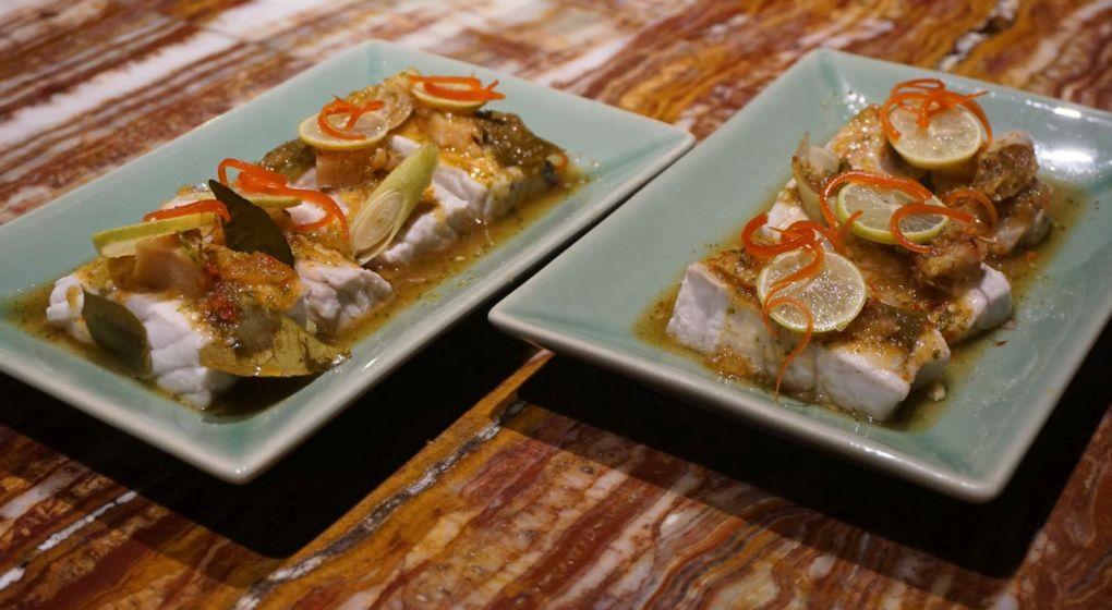 Aromas of Thailand - Pla Neung Manano