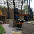 Live Counters by the Pool Side - Sunday Brunch - Marriott Hyderabad