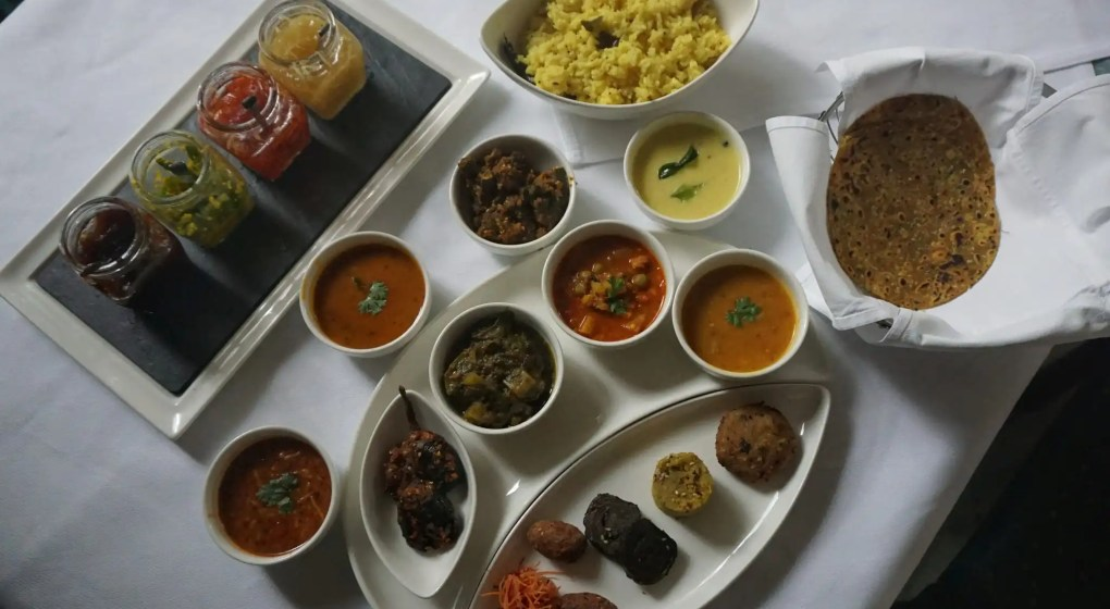 Gujarati Food Festival at Taj Krishna