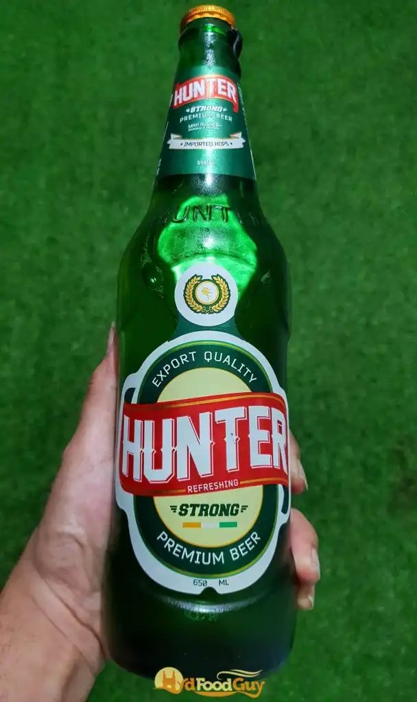 Hunter Strong Beer - Bottle