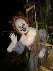 haunted corn mazes in oregon