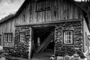 rustic barn structures