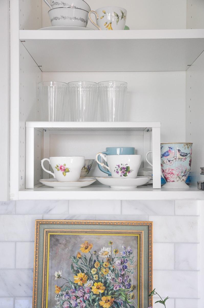 Kitchen Tour Part 2 | IKEA Kitchen Cabinets Organization ...