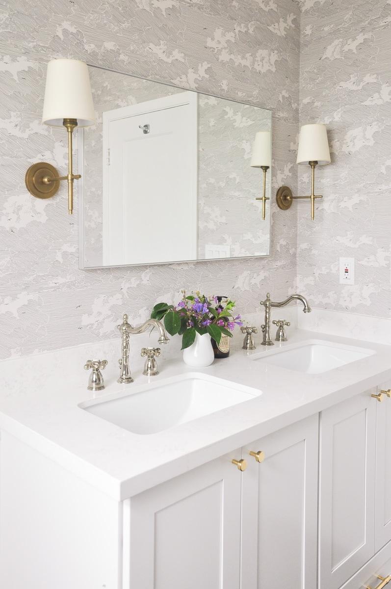 Bathroom Remodel Reveal: Master Bathroom Remodel Reveal And A Budget Breakdown