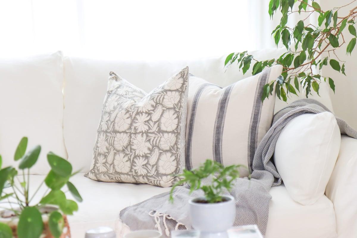 your ikea sofa looks more expensive