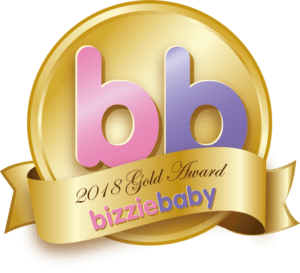 Gold Award Bizzie Baby 2018