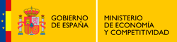 With the support of the Spanish Ministry of Economy and Competitiveness