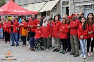 Εθελοντές Hydra's Trail Event