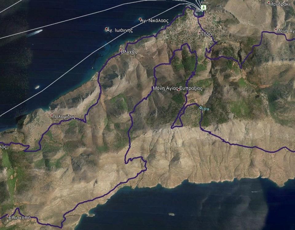 Hydra's Trail Marathon