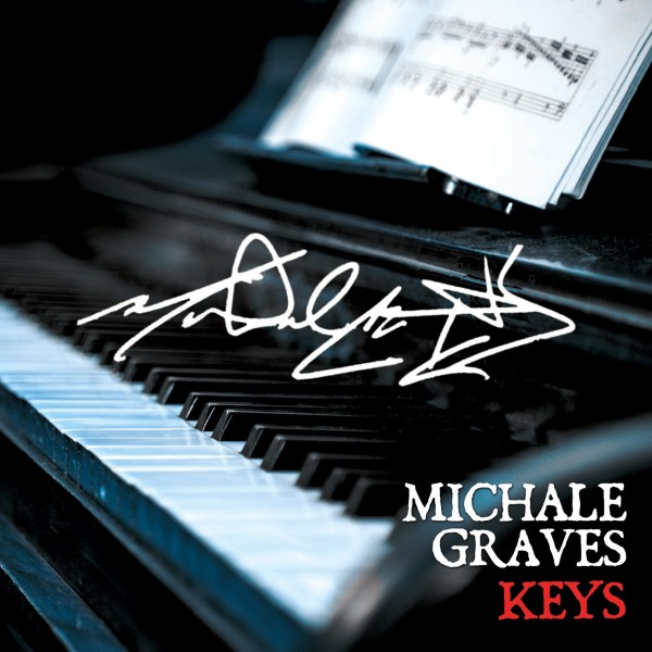 Michale Graves - Keys Signed