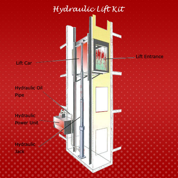 Hydraulic Lift Kit