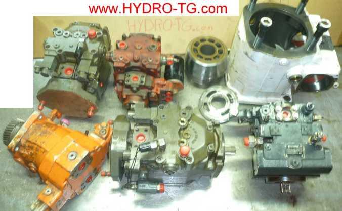 Rexroth Pump service Manual A4v