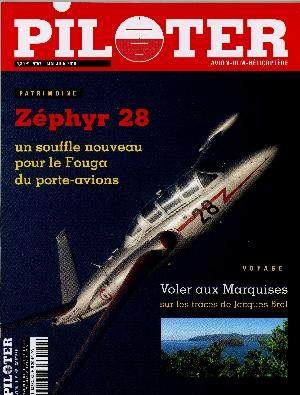 PILOTER Magazine