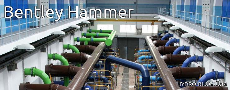 HAMMER : Logiciel de modélisation des perturbations et des coups de bélier