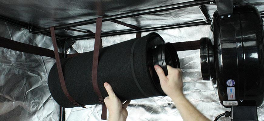 https hydrobuilder com learn indoor grow room grow tent ventilation setup tips