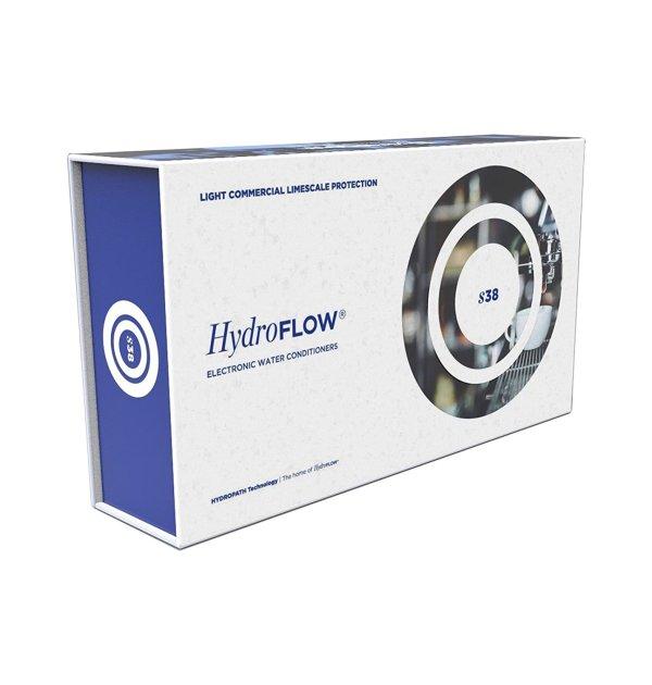 Nouveau Pack HydroFLOW S38 Plus - Traite le calcaire dans des logements de plus de 100m² ainsi que dans les petits commerces pour les chaudières à vapeur
