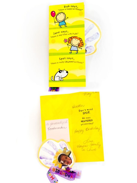 Maleah Bookmark