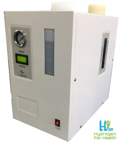 Pure Hydrogen Breathing Machine with SPE Technology