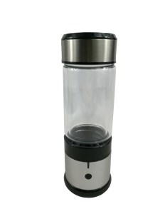 Hydrogen Rich Water Bottle with SPE Technology