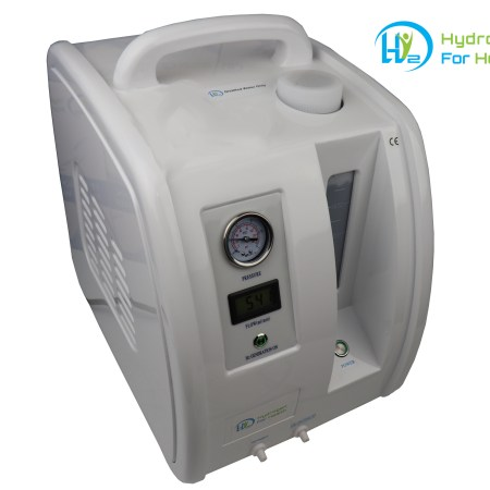 Hydrogen breathing machine