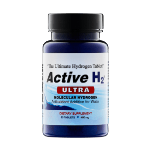 Molecular hydrogen water tablets
