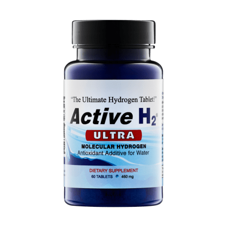 Molecular hydrogen water tablets